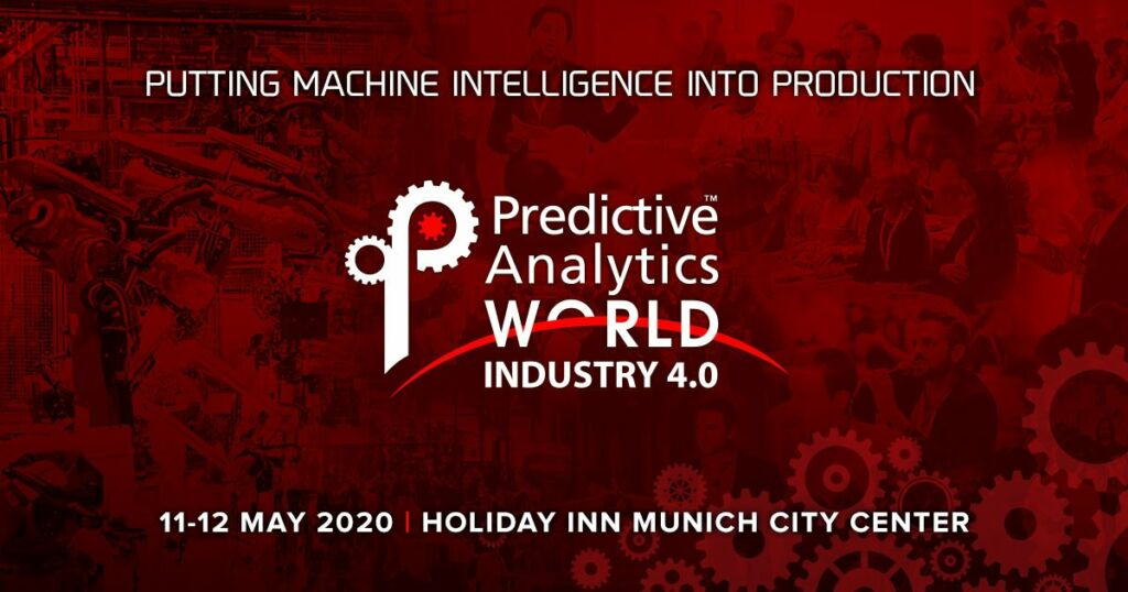 Predictive Analytics World for Industry 4.0 2020 Banner