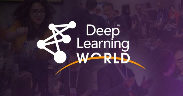 Deep-Learning-World 2020 Banner