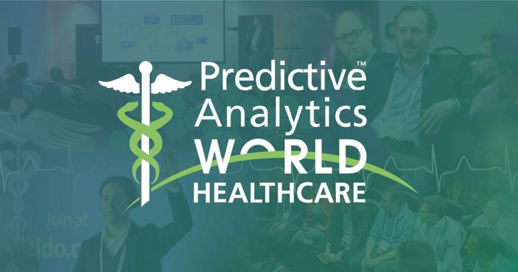 Predictive Analytics World for Healthcare 2020 Banner